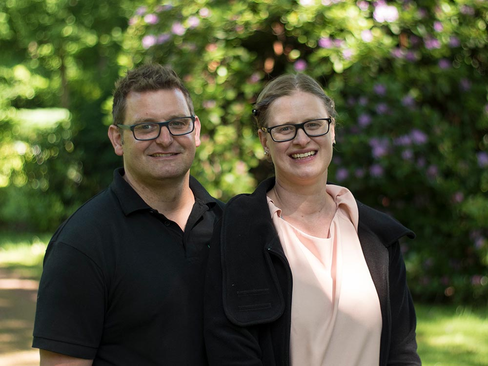 Torsten und Chantal von Holtum