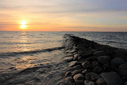 Seebestattung - Friedliches Meer