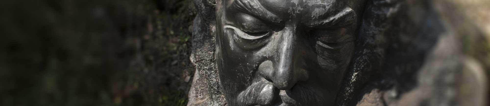 Khalil Gibran - Quote background
